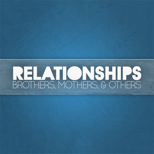 Repairing Relationships – Week 2