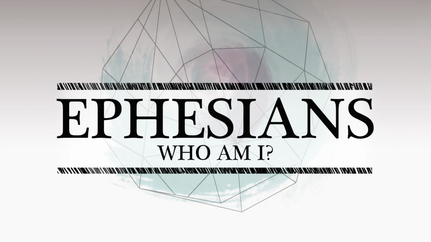 I Am In Christ – Week 1
