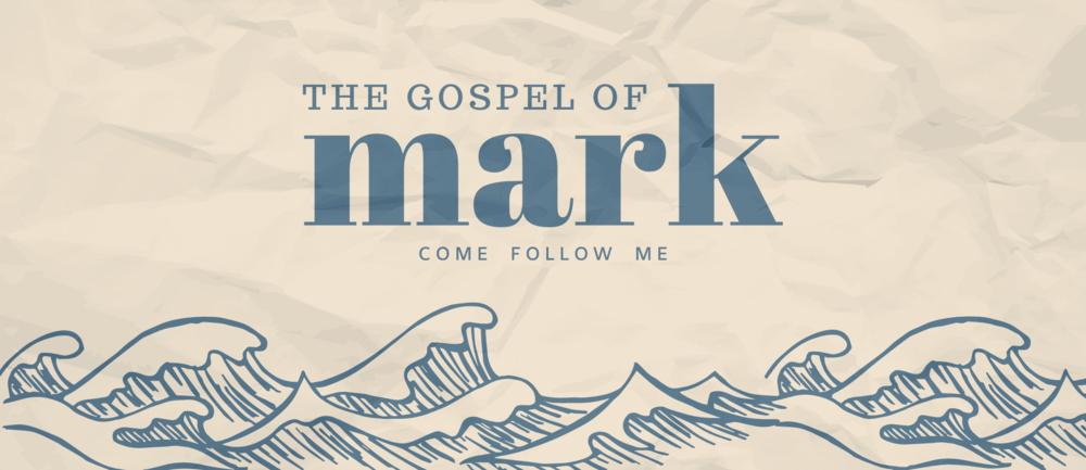 The Gospel of Mark – Week 2