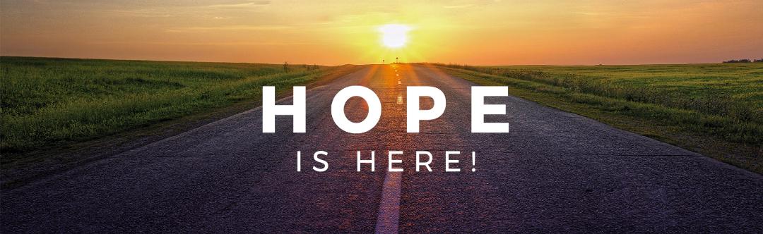 Hope Is Here – Week 2